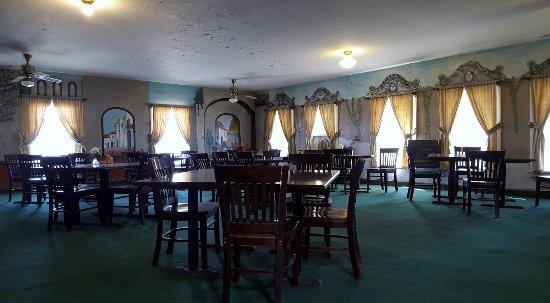 Amargosa Opera House and Hotel: Dining room area