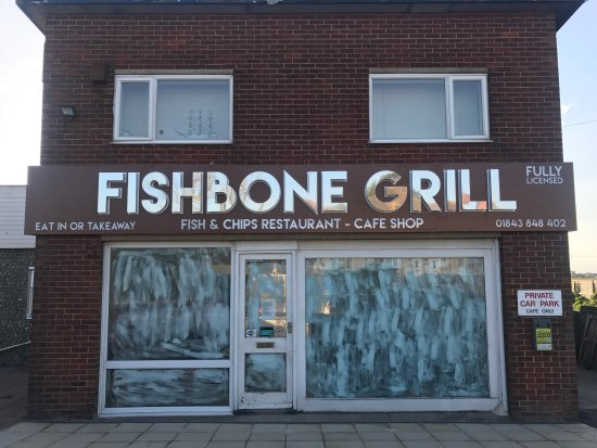 Birchington, UK: Opening very soon