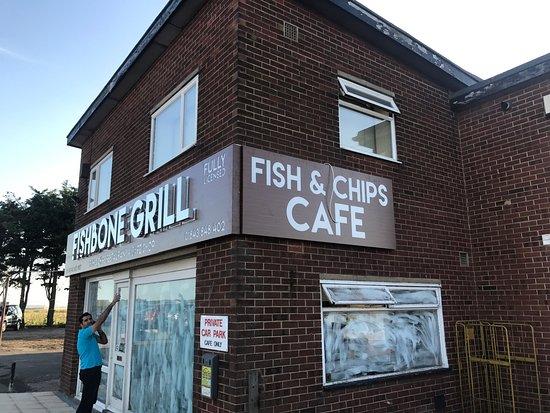 Birchington, UK: Opening very soon