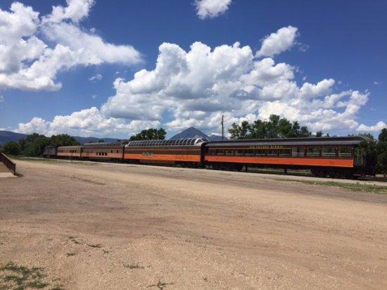 Alamosa, CO: Rio Grande Scenic Train