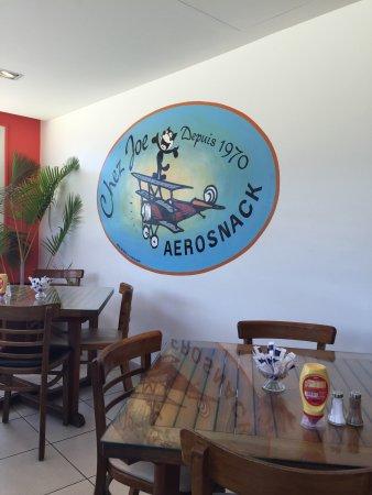 Aerosnack Chez Joe