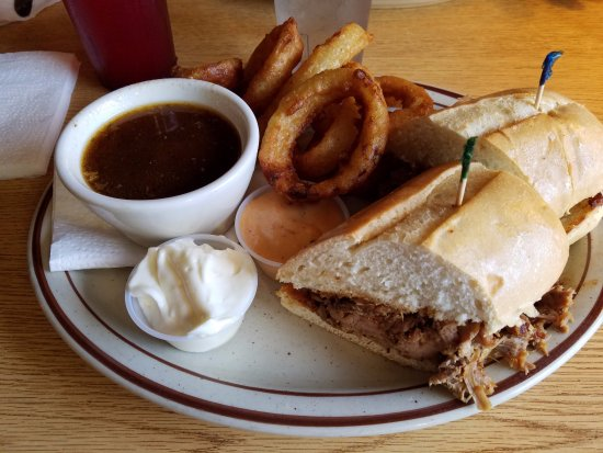 Sultan, WA: French Dip