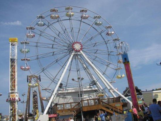 Ocean City Boardwalk: Amusement park
