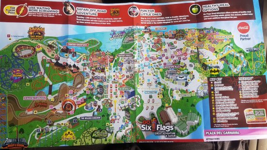 IMG-20170719-WA0002_large.jpg - Picture of Six Flags Great ... on six flags nj map, magic springs and crystal falls map, dorney park map, washington street mall map, kingda ka map, mt. olympus water & theme park map, kiddieland map, kennywood map, holiday world santa claus indiana map, the gallery at market east map, penn hills resort map, knott's berry farm map, magic kingdom map, 2014 six flags magic mountain map, great america map, cedar point map, thorpe park map, wyandot lake map, big e fair map, 2014 six flags over georgia map,