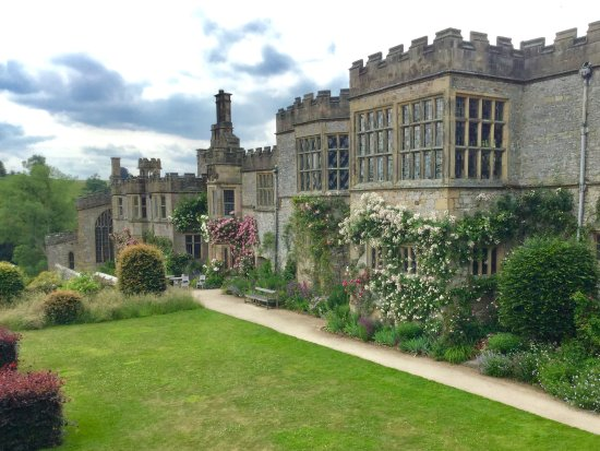 Haddon Hall : Garden