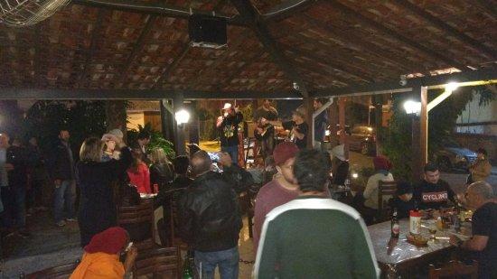 Sana, RJ: Show de rock