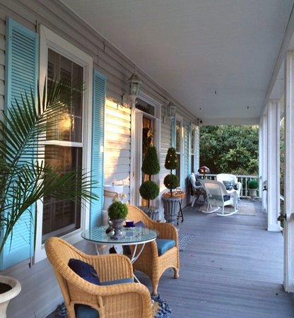 Summerville, SC: Front porch