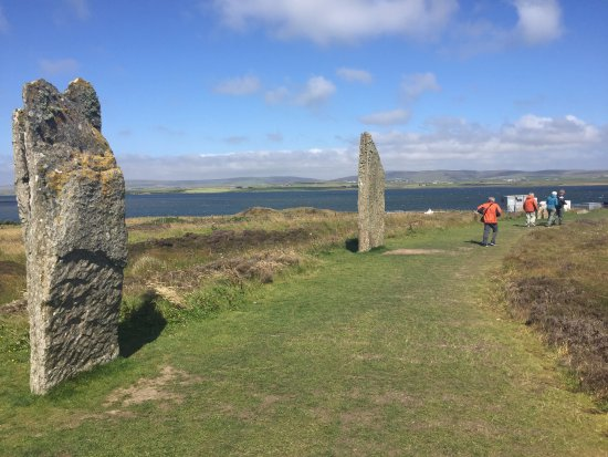 John O'Groats, UK: Ring of Brodgar