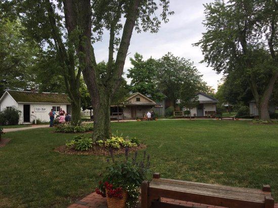 Archbold, OH: The main village green
