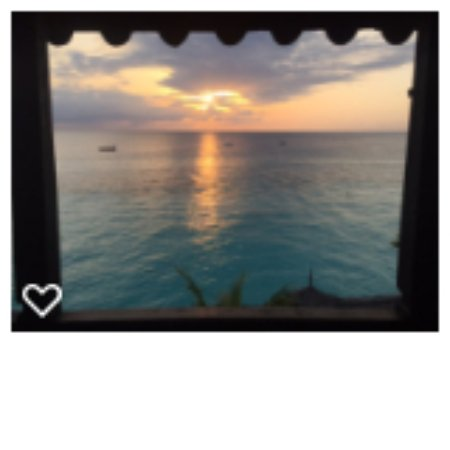 Safaris-R-Us: Sunset on Zanzibar - gotta love a room with a view.