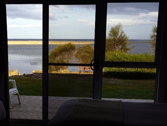 Scamander, Australia: View from inside room