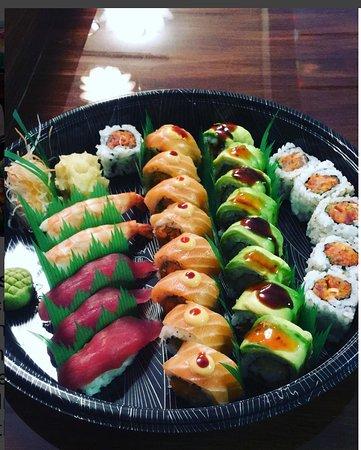 Surf City, NJ: Sushi Party