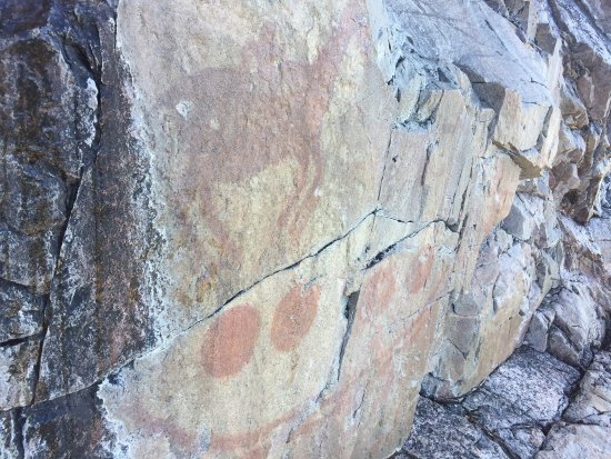 Agawa Rock Pictographs