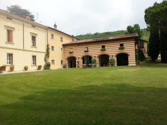 San Pietro in Cariano, Italië: winery grounds