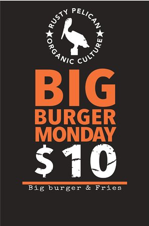 Matakana, New Zealand: BURGER SPECIAL LIMITED TIME ONLY