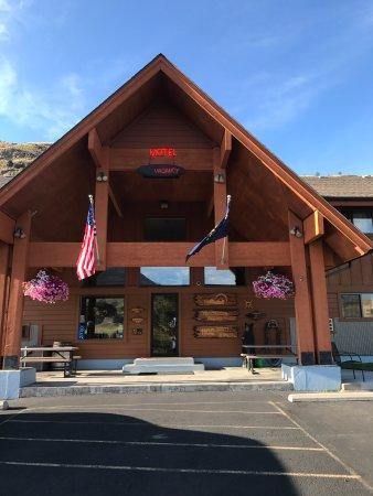 Foto de Yellowstone Village Inn