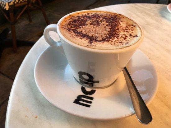 Berrima, Australia: Cappuccino