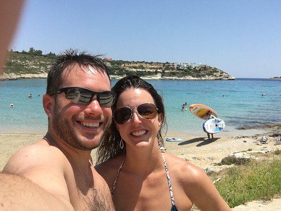 SUP in Crete: After the SUP tour!