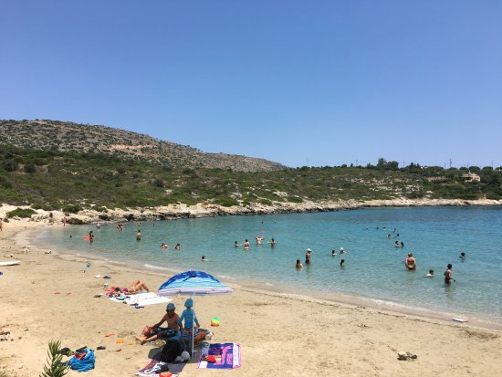 SUP in Crete: Clear blue water!