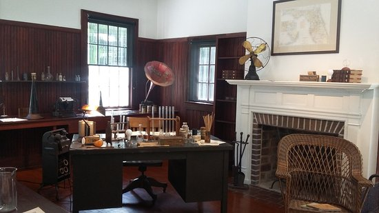 Edison & Ford Winter Estates: Edison's office