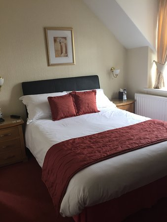 Badgers Wood Guest House: Bedroom