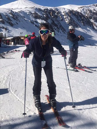 Ski en Farellones