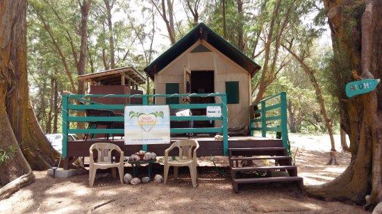 "Anahola, Hawái: Der ""Massage-Tempel"""