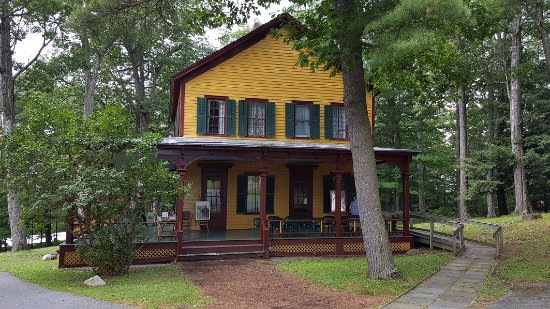 Wilton, Estado de Nueva York: Grant Cottage
