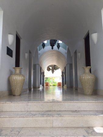 Belmond Cap Juluca: Entrance