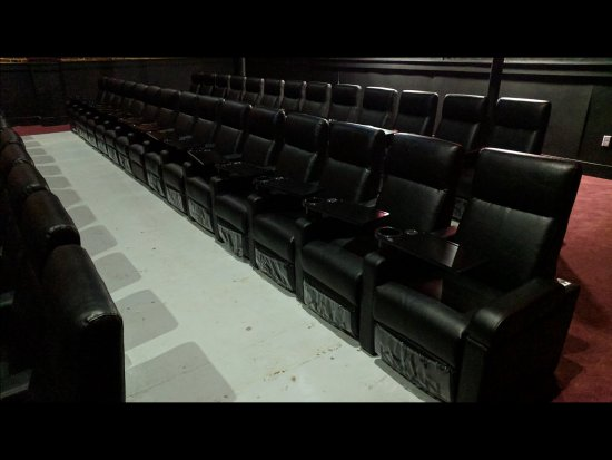 Jesup, Τζόρτζια: All reclining seats