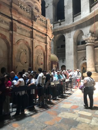 Iglesia del Santo Sepulcro: Various pictures of Church of the Holy Sepulchre
