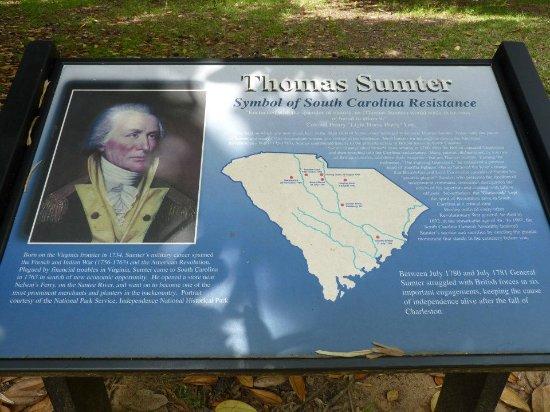Sumter, SC: sign