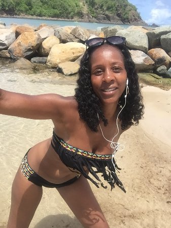 Cap Estate, St. Lucia: great beach