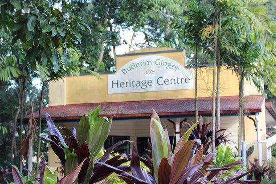 Yandina, Australia: A store in the gardens