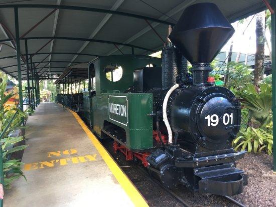 Yandina, ออสเตรเลีย: The very cute train