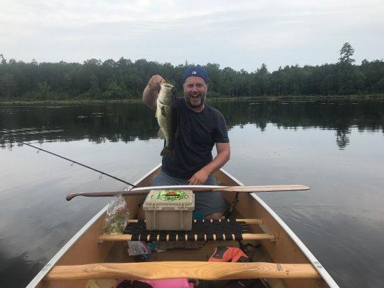 Belleville, Kanada: Here fishy fishy fishy!