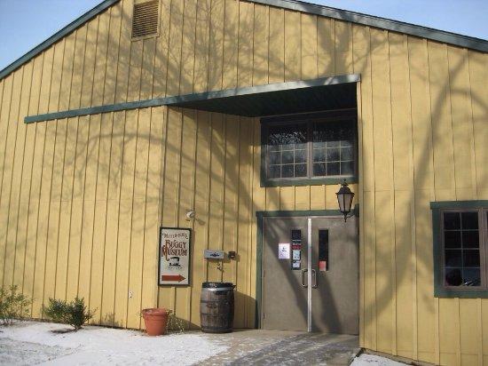 Mifflinburg Buggy Museum.