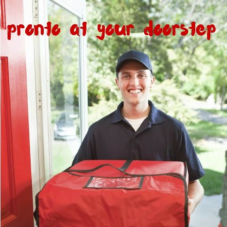 Lakemoor, IL: We deliver pronto to your doorstep