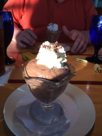 Kirkland, WA: Bailey's Irish Creme chocolate mousse