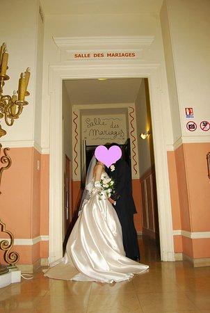 La Salle des Mariages 入口