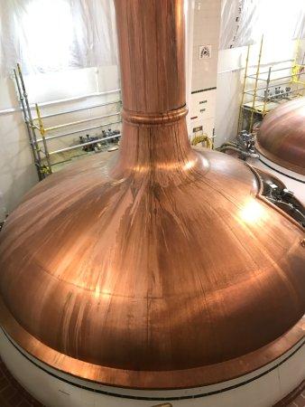 Golden, CO: Brewing kettles