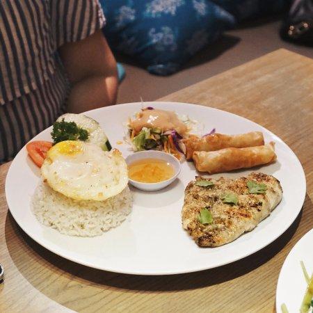 Warung Ole: makanan