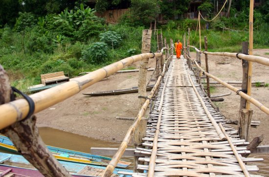 My Dream Boutique Resort: The Bamboo Bridge