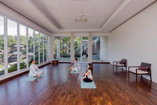 Baturiti, Ινδονησία: Yoga Classes