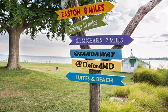 Sandaway Waterfront Lodging Suites and Beach: Sandaway is close to Chesapeake Bay Attractions