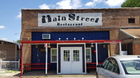 Gilliam, LA: Main Street Restaurant