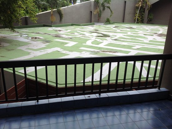 Siam Bayshore: Double delux garden view room