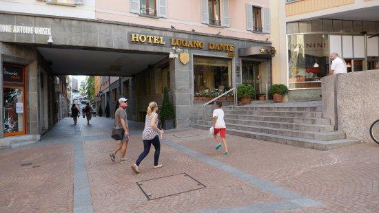 Lugano Dante Center Swiss Quality Hotel Photo