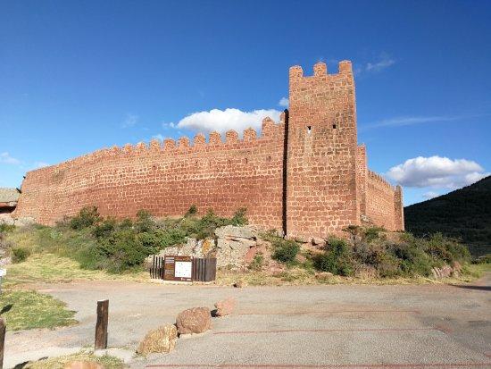 Provincia de Teruel, España: Fabuloso Castillo restaurado con excelentes vistas