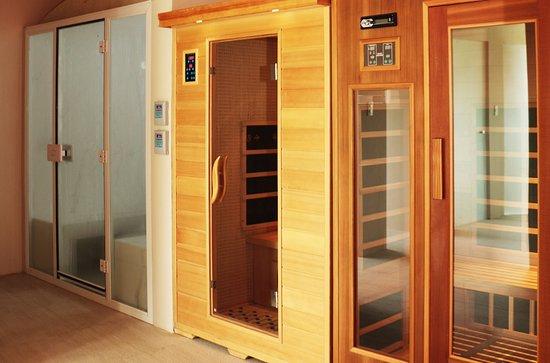 The Farm at San Benito: Acqua Sanctuary - Infrared Sauna